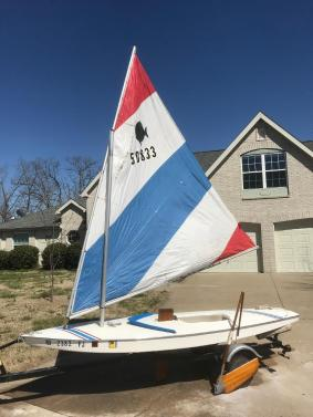 Sunfish Sailboat For Sale By Owner
