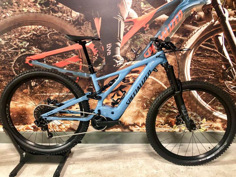 New South Wales 2020 Specialized Turbo Levo Expert